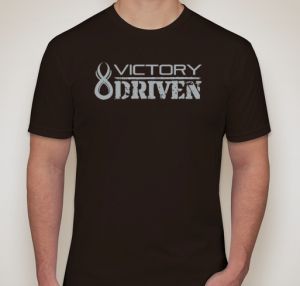 VICTORY DRIVEN - DARK BROWN