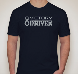 VICTORY DRIVEN - MIDNIGHT NAVY