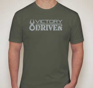 VICTORY DRIVEN - MILITARY GREEN